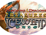 Игровой автомат Treasures of Icewind Dale
