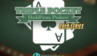 Азартная игра Triple Pocket Hold'em Poker Gold Series